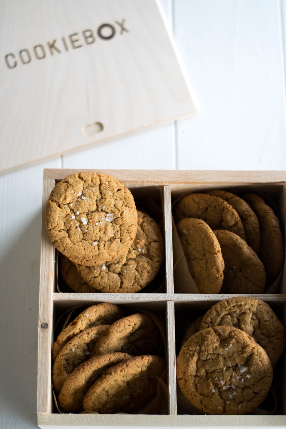 Malted Butterscotch Chip Cookies | All Purpose Flour Child