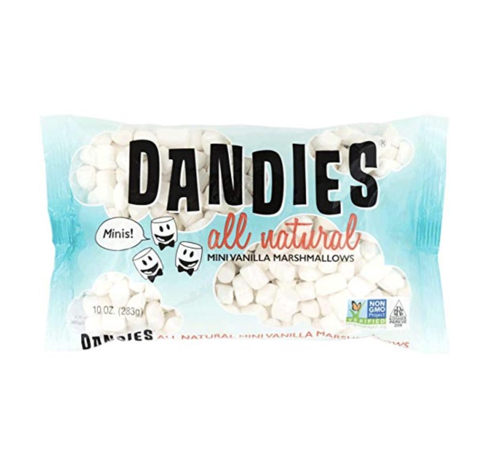 Dandie's Natural Mallows