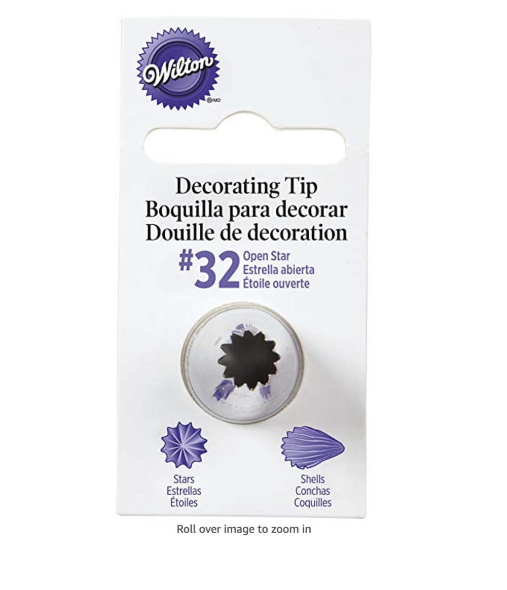 Wilton Star Tip