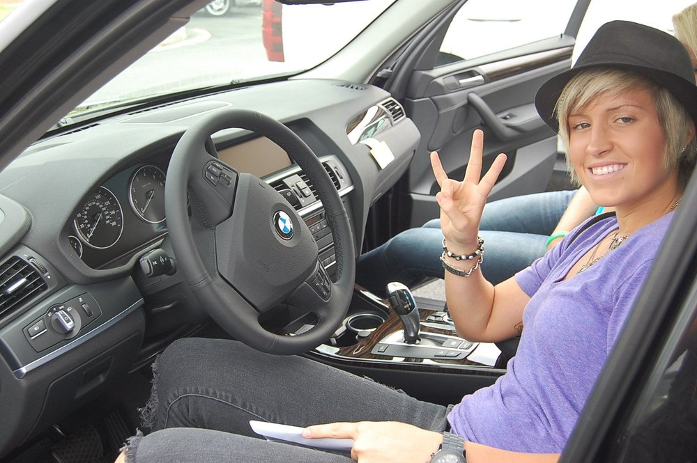 20 Years Old, 1st BMW. Car Qualifier, Organic growth throughout my entire organization.