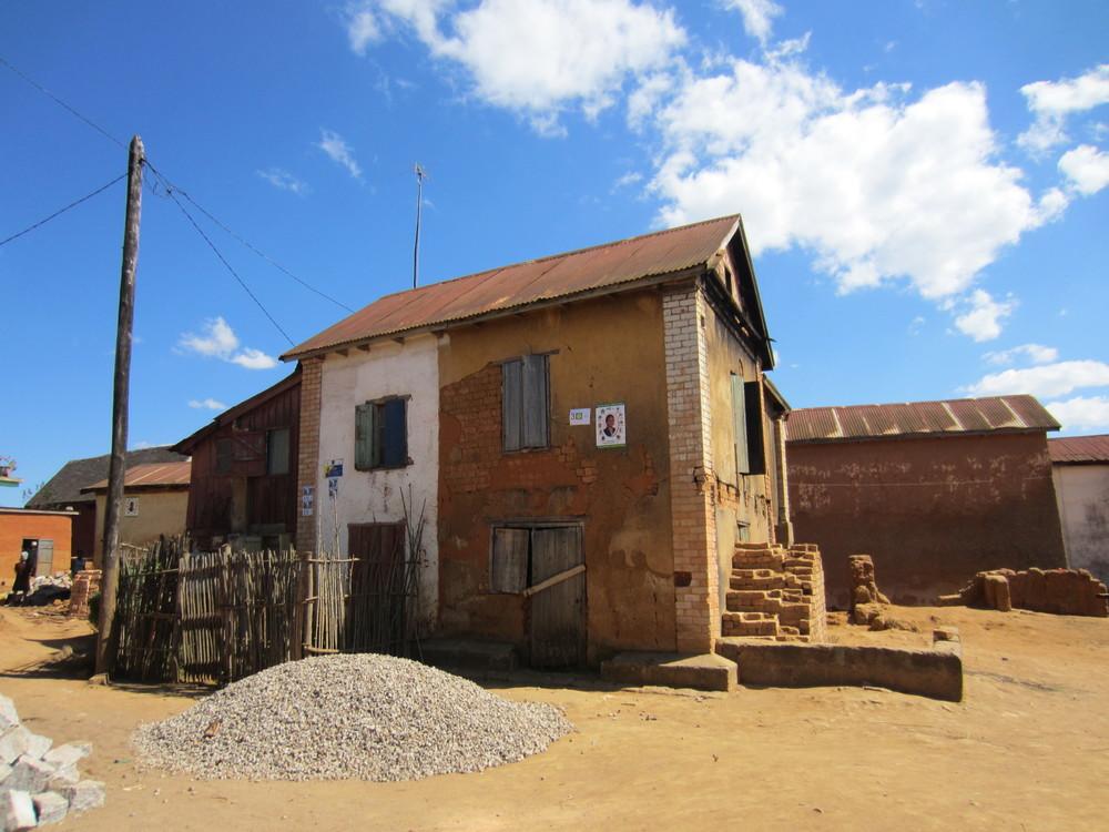 My Malagasy home in Masombahiny, Mantasoa.