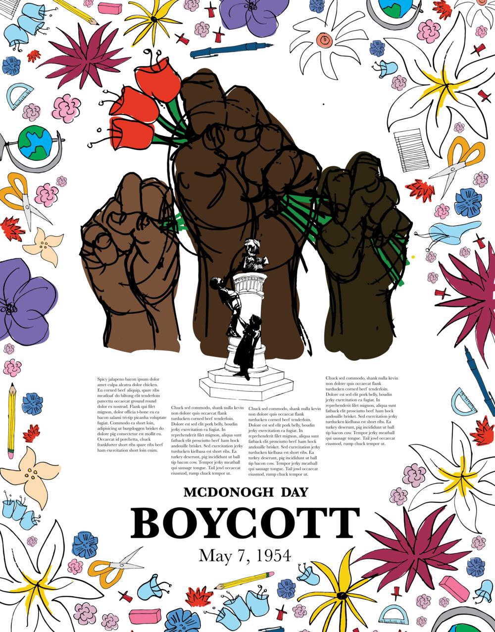 McDonogh Day Boycott