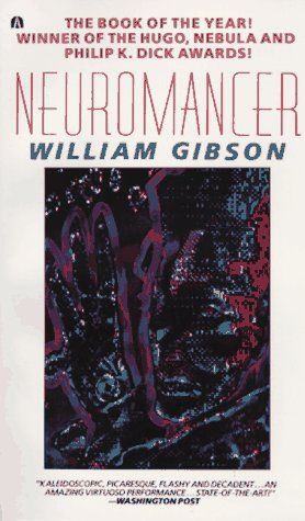 Neuromancer (cover)