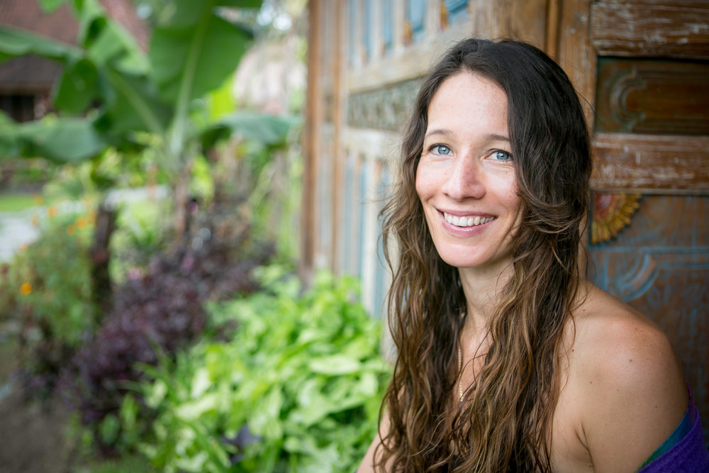Your instructor - Sunrise Well Founder, Ruth Kent