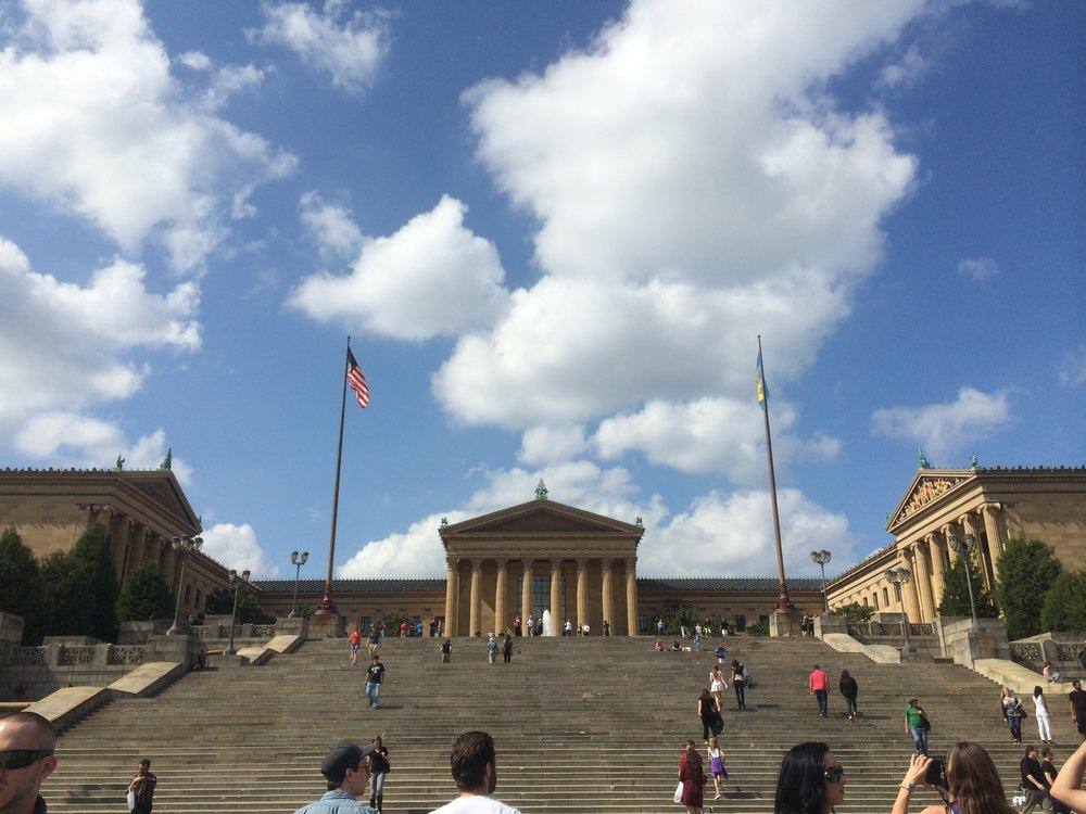 Philadelphia Muesum of Art / Philly, PA / USA