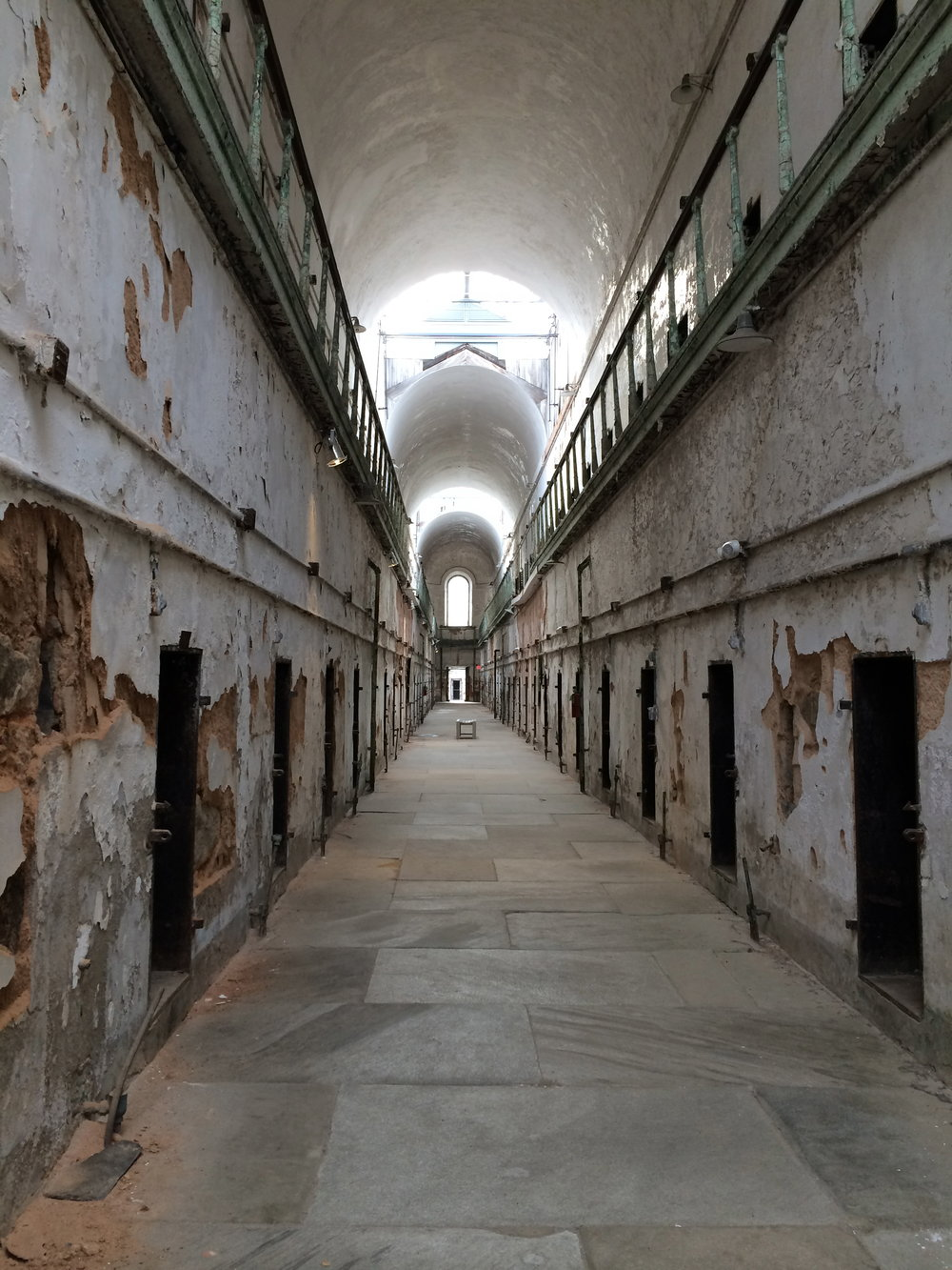 Eastern State Penitentiary / Philly, PA / USA