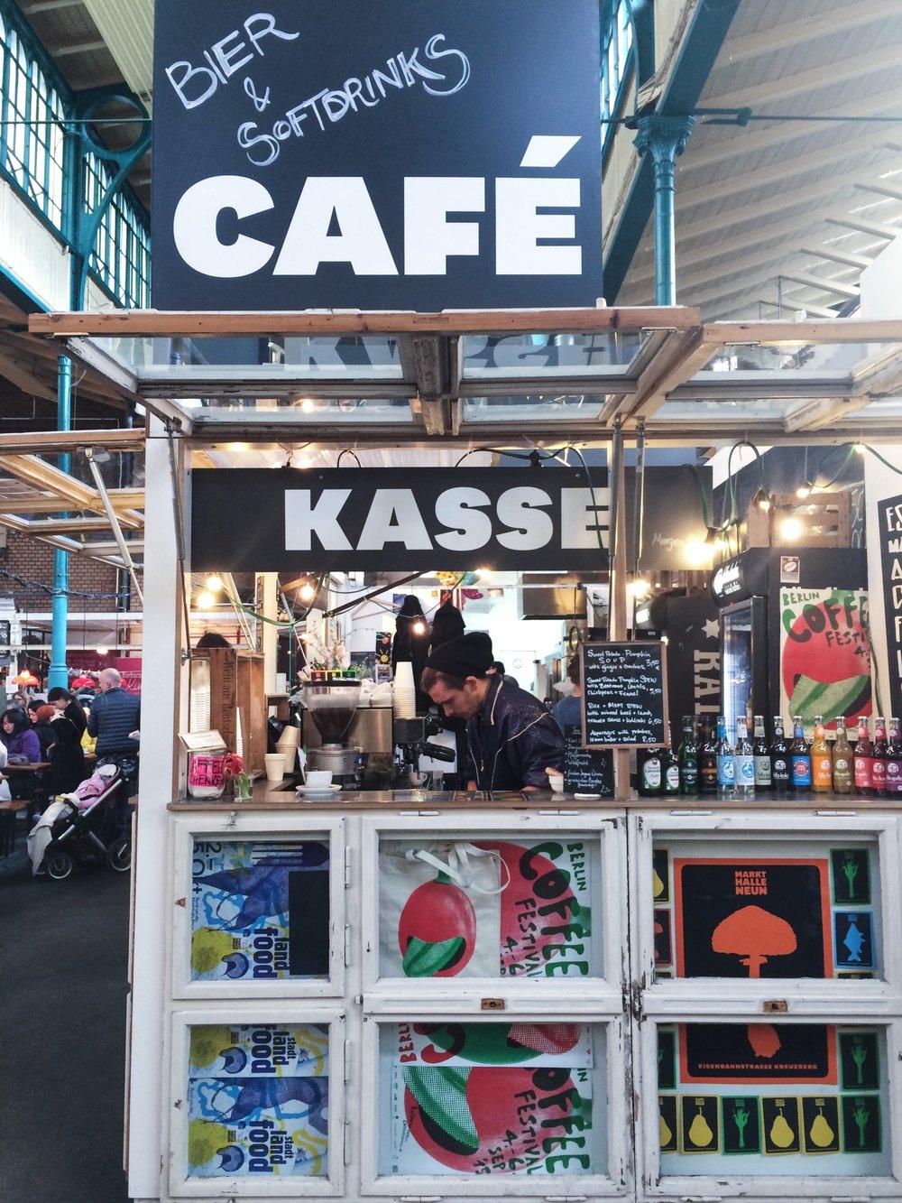 Markethalle Neun / Friedrichshain-Kreuzberg, Berlin / Germany