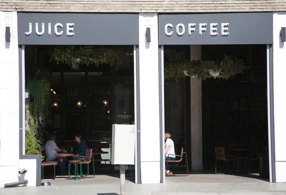 Verve Coffee / LA, CA / img cred: Kara McCulloh