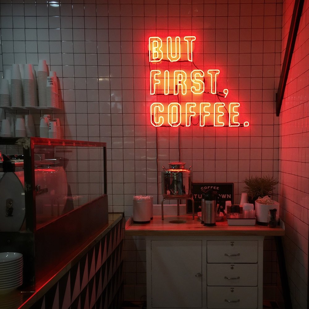 Alfred's Coffee / Los Angeles, CA / img cred: AJ Quon
