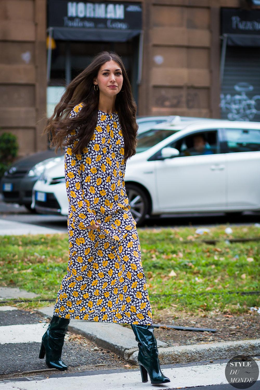 Diletta Bonaiuti via Style Du Monde