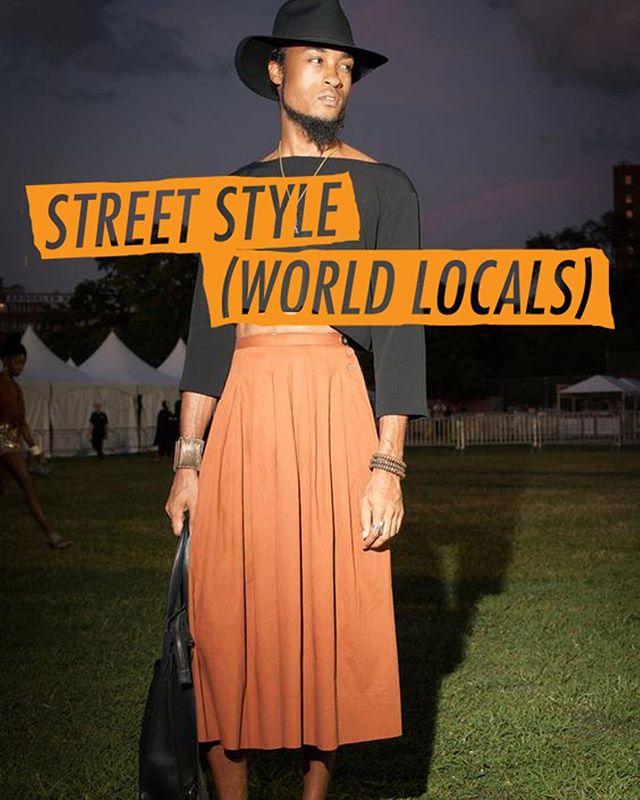 The weekly street style edit is up now! 😎 #linkinbio . . . . . . .📷via the NY Times / text via @localtourist.us #bealocaltourist #exploremore #nothingisordinary #createcultivate #creativeentrepreneur #calledtobecreative #designinthedetails #exploretocreate #creativehappylife #inspireconnectgrow #mytinyatlas #finditliveit #passionpassport #travelgram #instatravel #thehappynow #flashesofdelight #streetstyle #fashionblogger #styleaddict #theyarewearing #streetstyled #onthestreet #ootd #styleblogger
