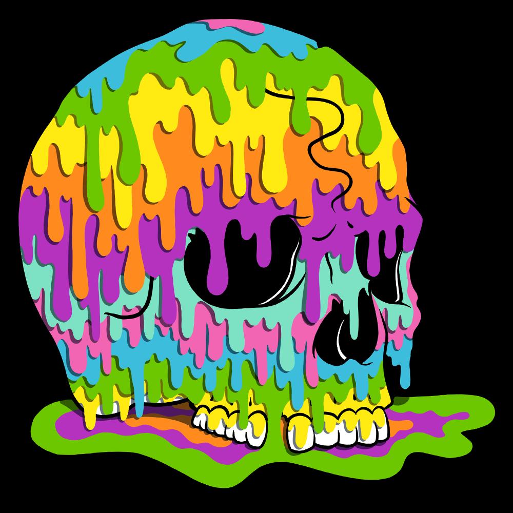 Drippy Skull