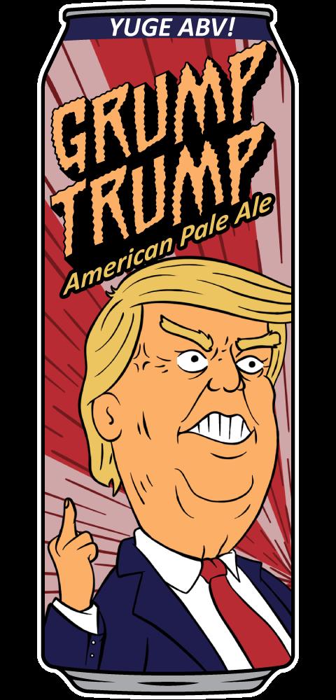 Grump Trump APA