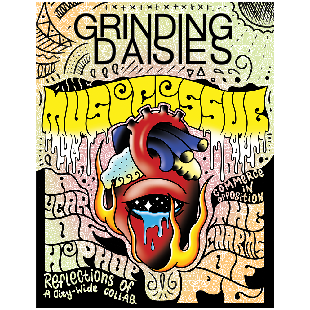 Grinding Daisies Cover