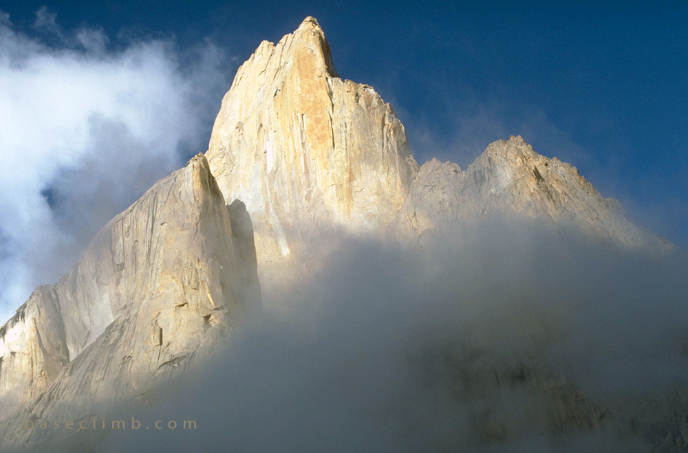 The Great Trango Tower Baseclimb 2