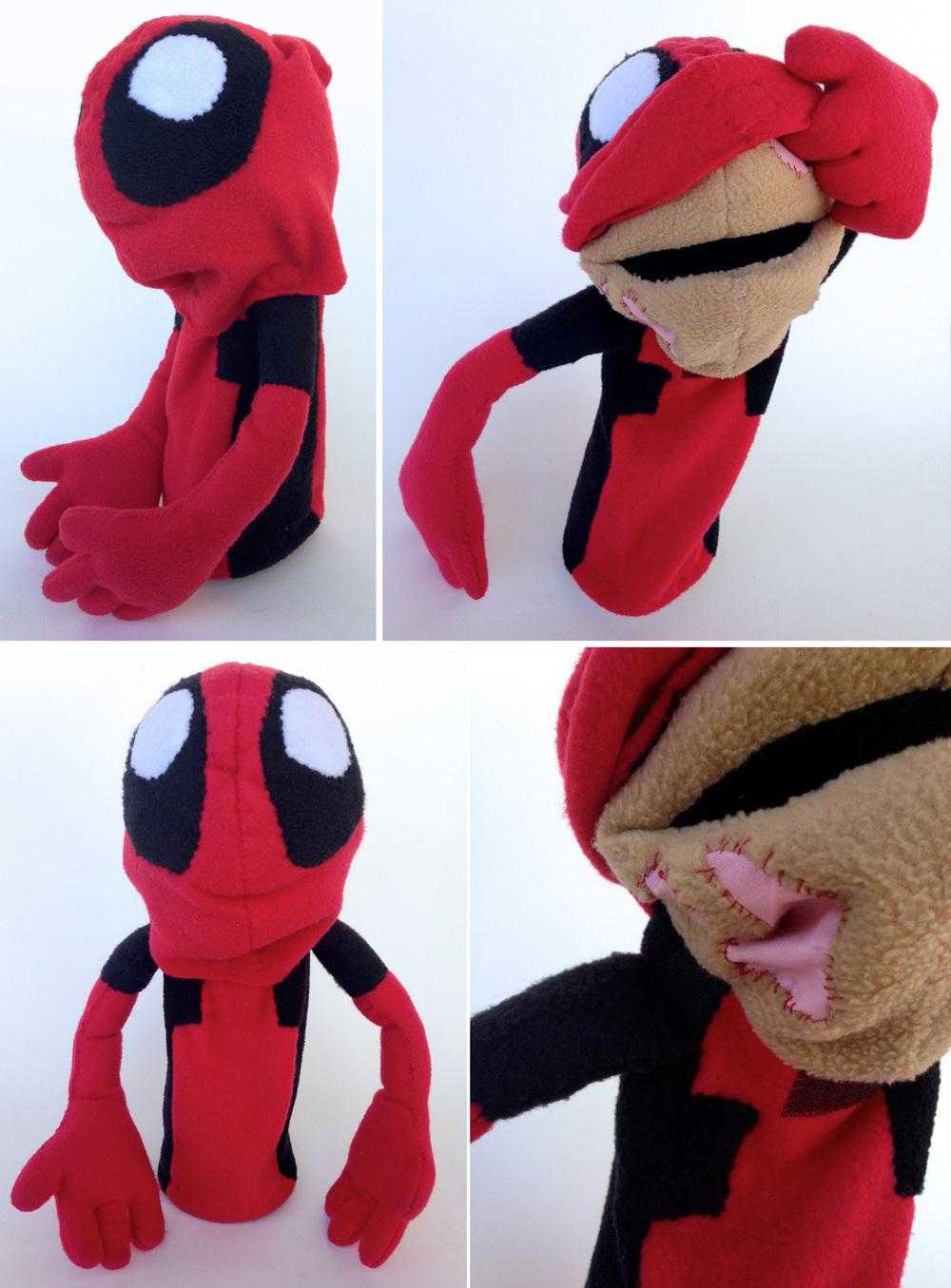 Deadpool Puppet