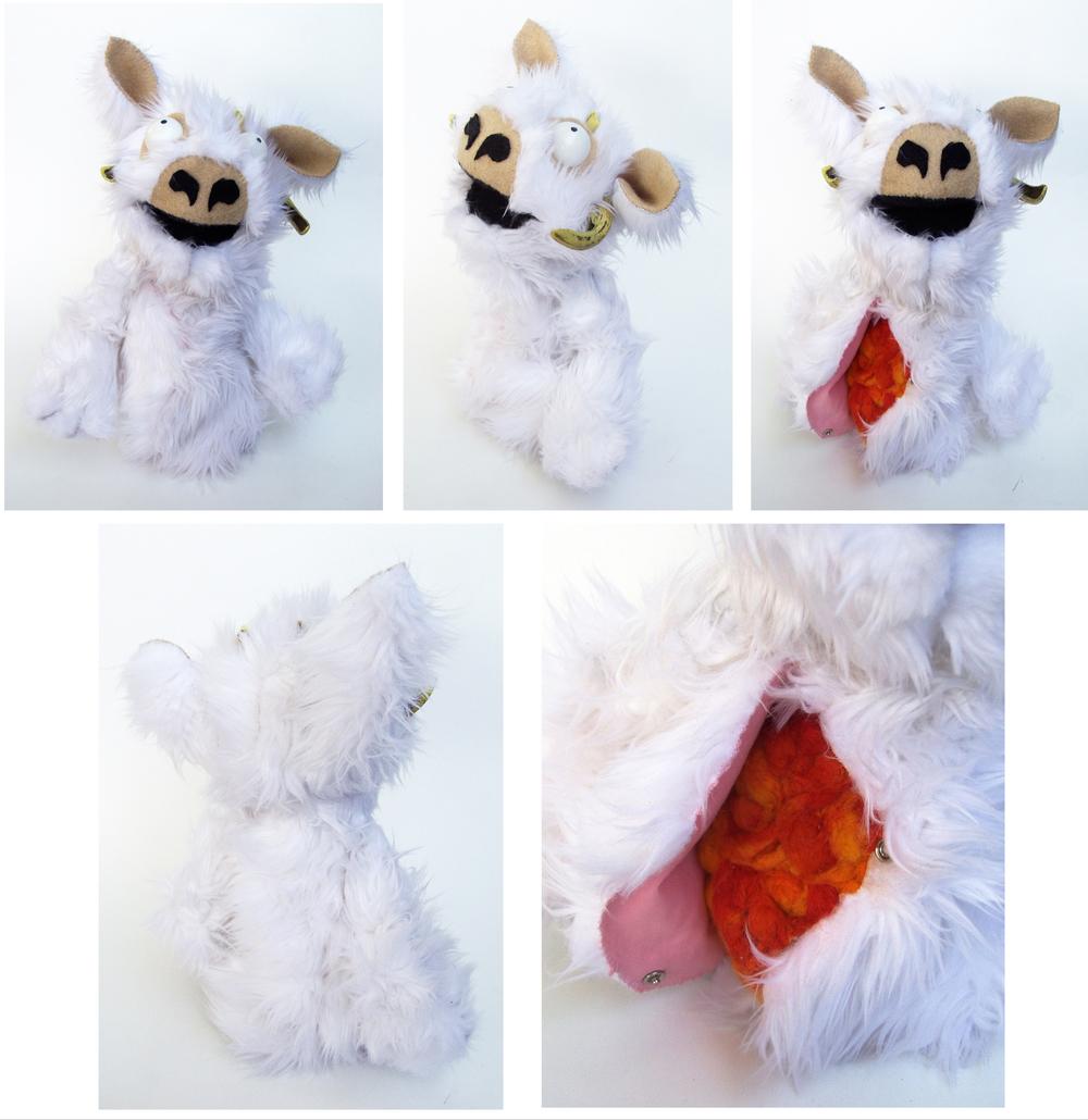 Tauntaun Puppet
