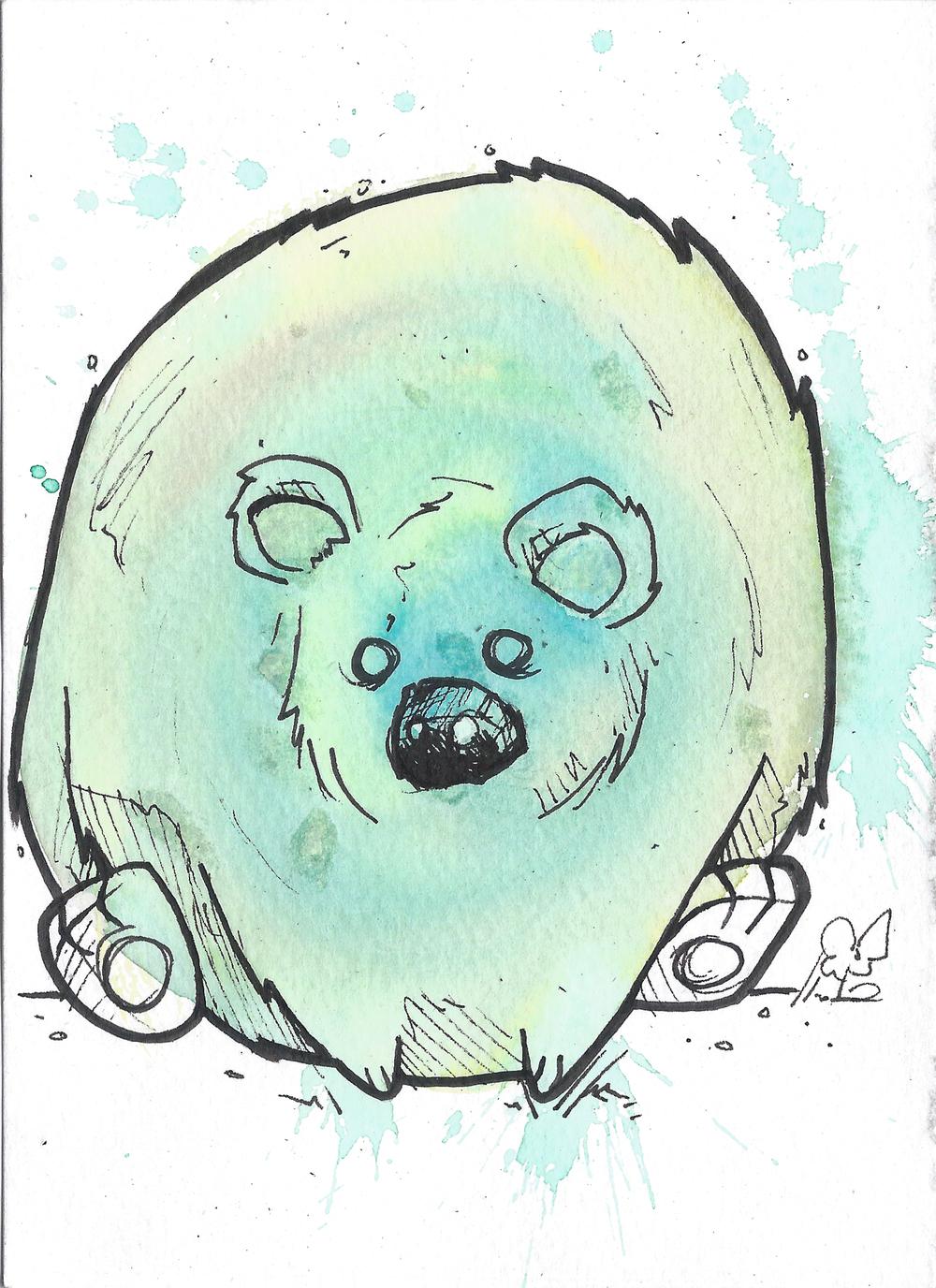 Pudge Bear