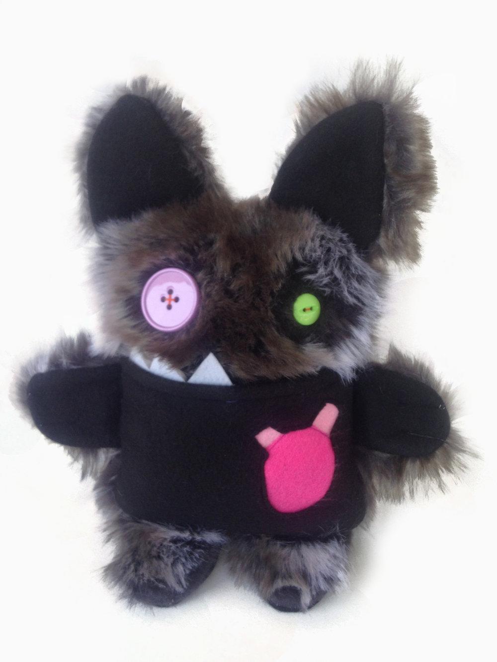 Chinchilla Pocket Monster