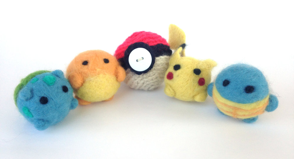 Pokemon and Pokeball