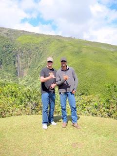 Hawaiian Shaka Hand Jesture