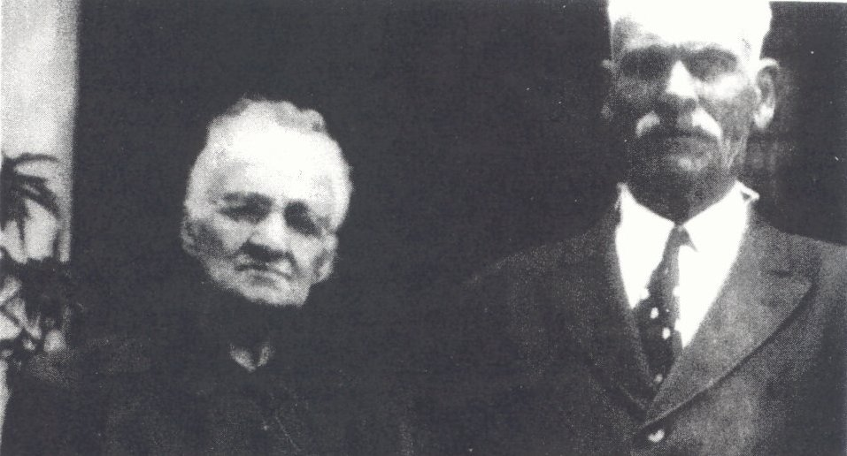 Frank and Theresa Gomes