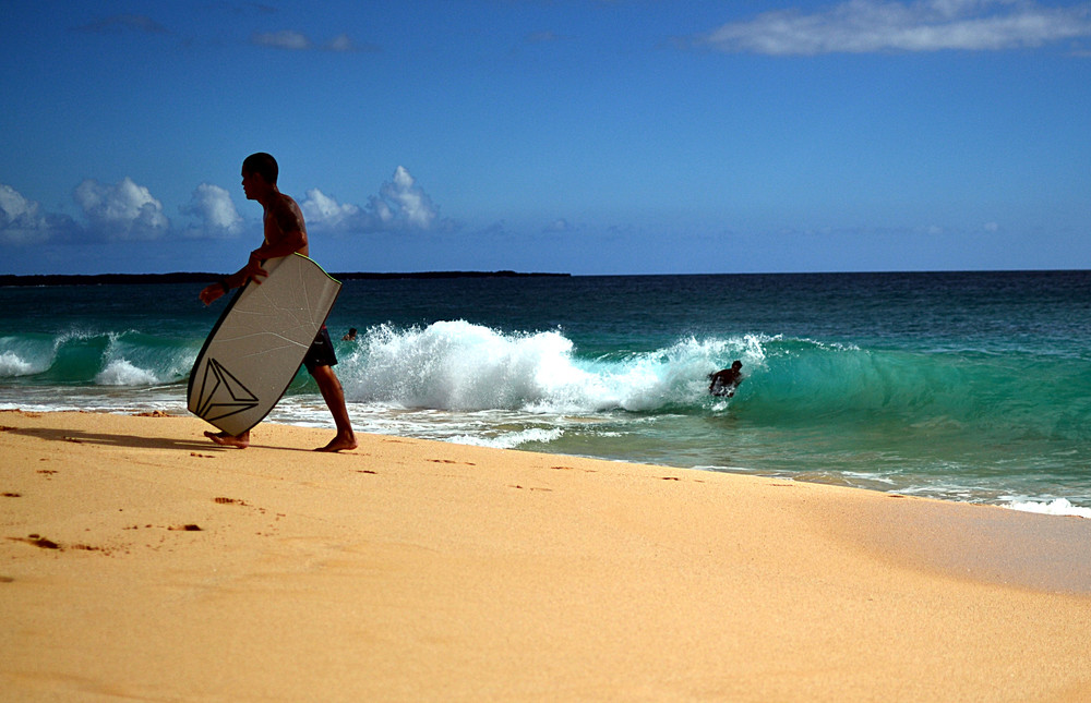 Maui North Shore Boogie and Body Boarding