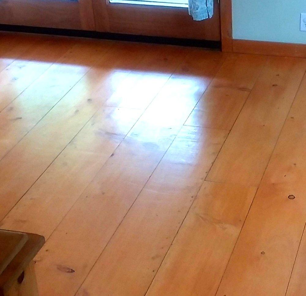 Cypress Wood Planks