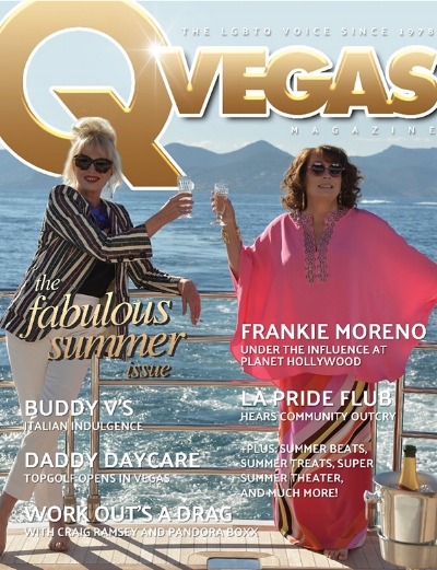 Q VEGAS - JUNE 2016