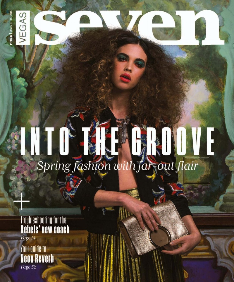 SEVEN MAGAZINE - SPRING ISSUE