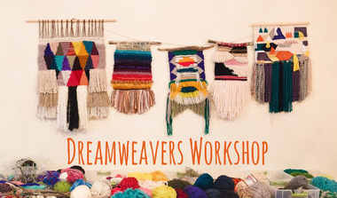 Dreamweavers Workshop Flyer - Working File
