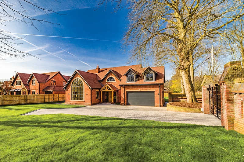 3 Large Family Homes - Goring-on-Thames