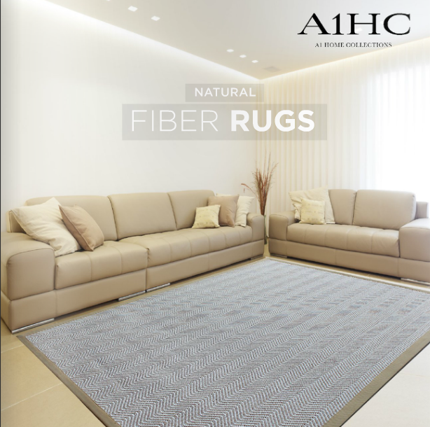 Explore the Natural Fiber Rugs Catalog >