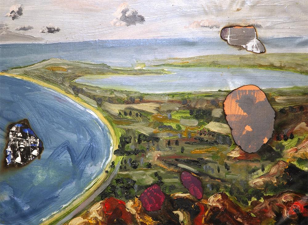 Landing Anzac Bay