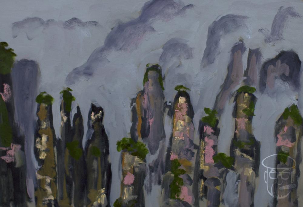 Mountains #4 Zhangjiajie