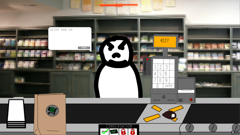 Screenshot from the Shoppy Mart Beta