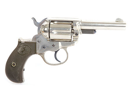 Colt mod. 1877 cal. 38 - HG001