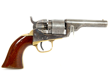 Colt pocket Navy conversion cal. 38 C.F. - HG003