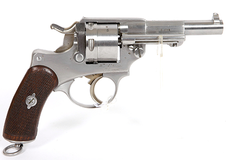 Revolver mod. 1873 MARINE - HG009