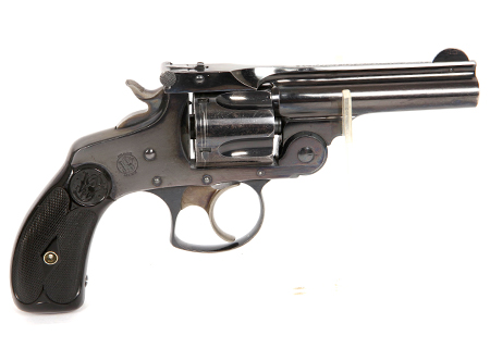 Smith & Wesson D.A. Top break cal. 38 S&W.