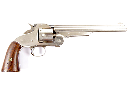 Smith & Wesson Model 3 American second model cal. 44 -HG015