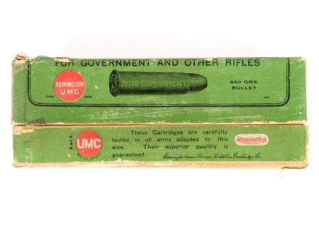 Cal. 50-70 UMC - MU008