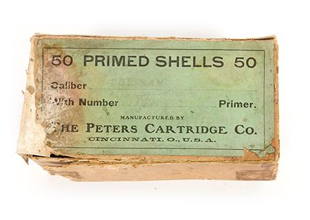 Primer shells cal. 303 Savage - MU009