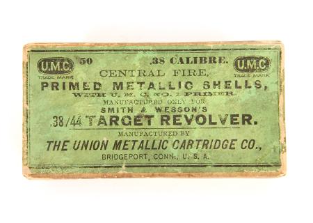 Shells S&W 38-44 - MU012