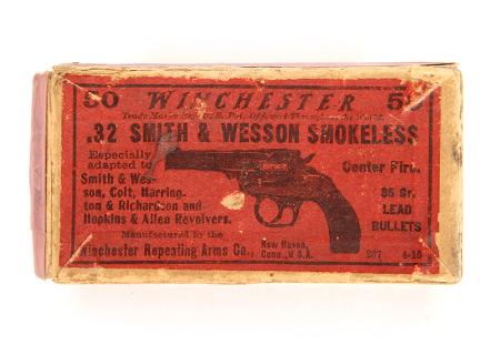 Smith & Wesson cal. 32 - MU013