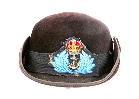 WRENS Officier Féminin Royal Navy - UN014