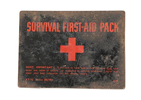 Survival first- aid pack - AV012