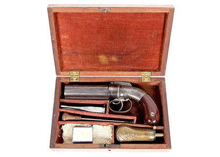 Perpperbox Manhattan F.A. MGF. co in case - HG016