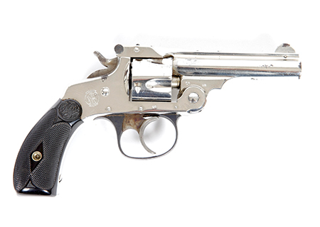 Smith & Wesson D.A. cal . 32 SW Top break -HG017