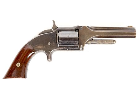 Smith & Wesson model1 1_2 five shots cal. 32 Rim - HG018